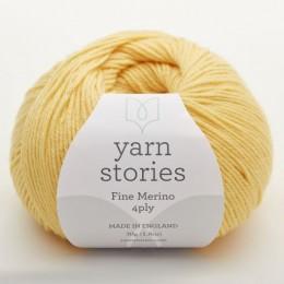 Yarn Stories Fine Merino 4Ply 50g