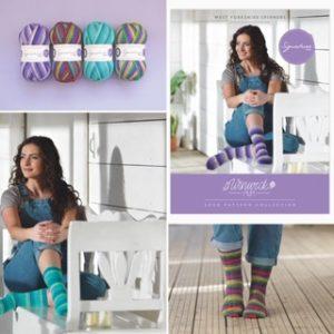 Winwick mum sock pattern book