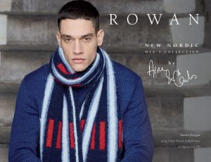 Rowan Mens knits arnie and carlos