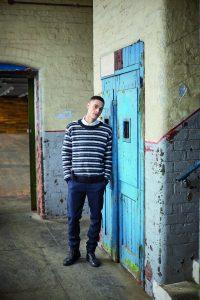 Haavard knitted jumper Rowan