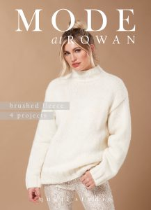 Mode at Rowan Brushed Fleece