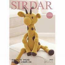 Sirdar toy pattern