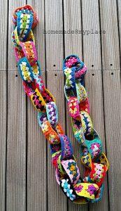Ravelry crochet chain