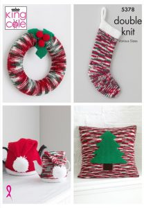 King cole christmas glitz pattern